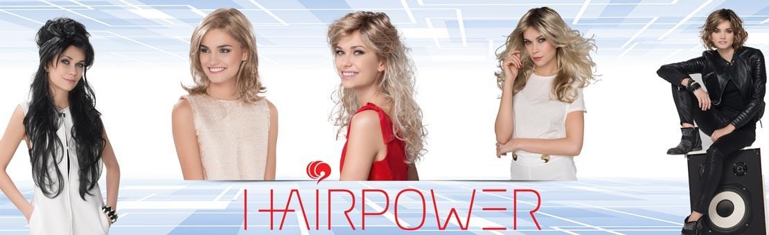 La collection Hairpower proche de la réalité, légère et vaporeuse